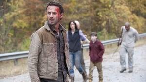 The Walking Dead 2 évad Ep.13 A pislákoló tűz mellett