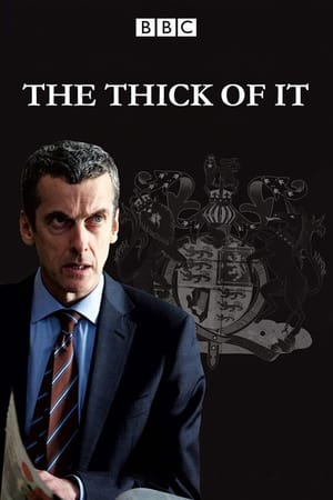 The Thick of It poszter