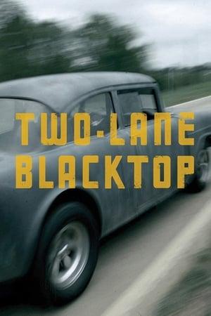 Two-Lane Blacktop poszter