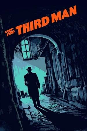 A harmadik ember poszter
