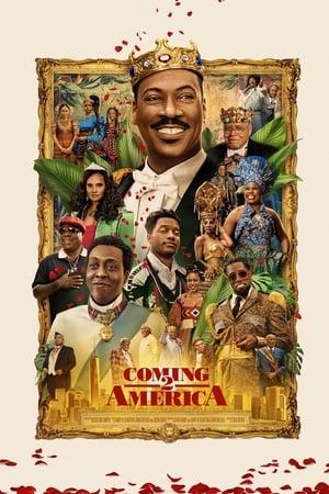 Amerikába jöttem 2 poszter
