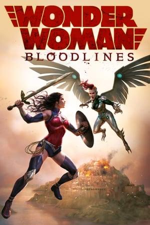 Wonder Woman: Vérvonal
