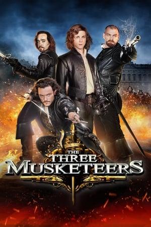 A három testőr poszter
