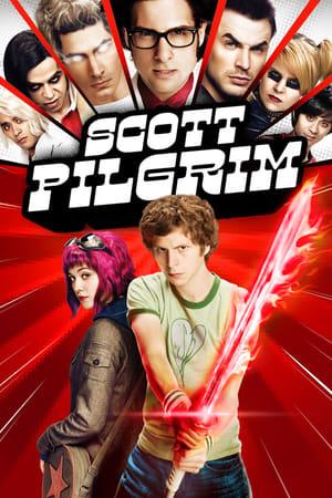 Scott Pilgrim a világ ellen poszter