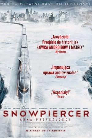 Snowpiercer - Túlélők viadala poszter