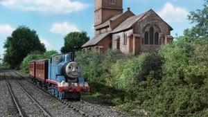 Thomas a gőzmozdony kép