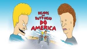 Beavis és Butt-Head lenyomja Amerikát háttérkép