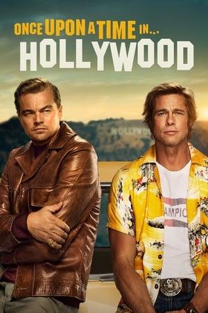 Volt egyszer egy… Hollywood poszter