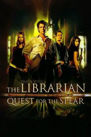 Titkok könyvtára - A szent lándzsa küldetés poszter
