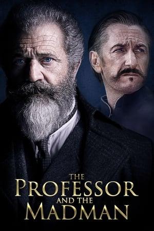 A professzor és az őrült poszter