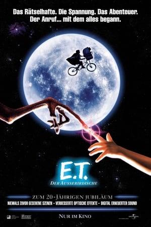 E.T. - A földönkívüli poszter