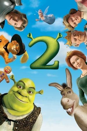 Shrek 2. poszter