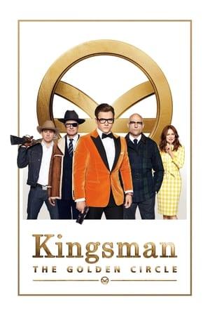 Kingsman: Az Aranykör poszter