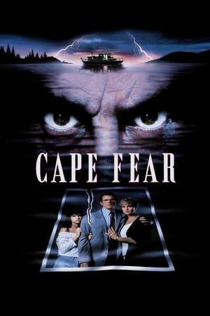Cape Fear - A rettegés foka poszter
