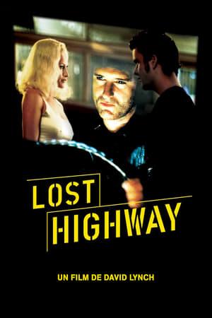 Lost Highway - Útvesztőben poszter