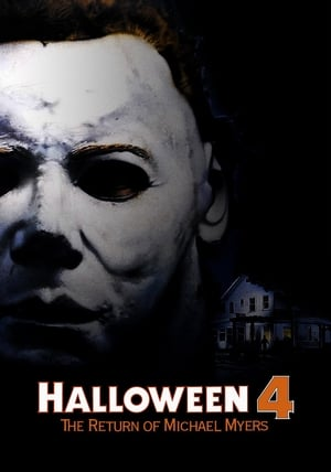 Halloween 4: A rémület visszatér poszter