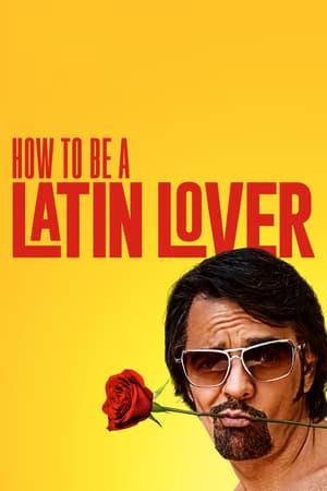 Hogyan legyél latin szerető poszter