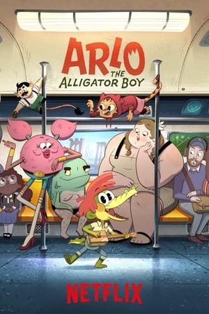Arlo, az aligátorfiú poszter