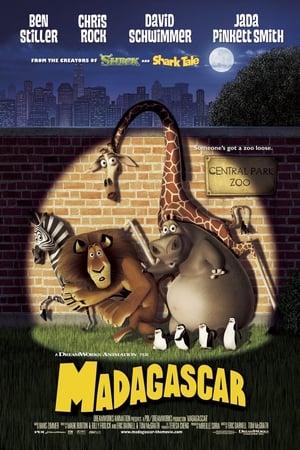 Madagaszkár poszter