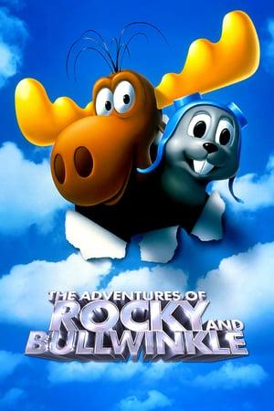 Rocky és Bakacsin kalandjai