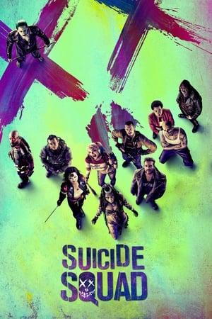 Suicide Squad - Öngyilkos osztag poszter