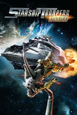Csillagközi invázió: Invázió poszter