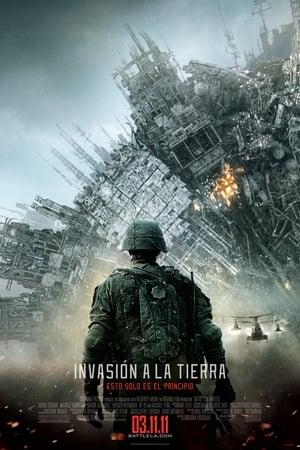 A Föld inváziója - Csata: Los Angeles poszter