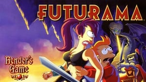 Futurama: Bender's Game háttérkép