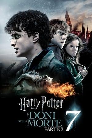 Harry Potter és a Halál ereklyéi 2. rész poszter