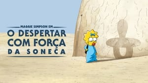 Maggie Simpson in The Force Awakens from Its Nap háttérkép