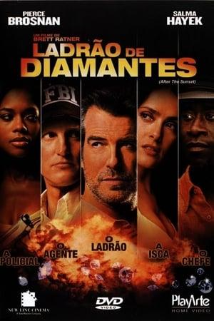 Az utolsó gyémántrablás poszter