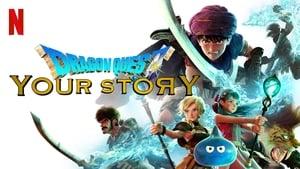 Dragon Quest: A te történeted háttérkép