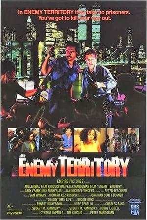 Enemy Territory poszter