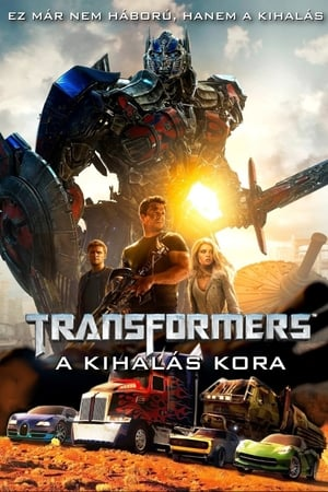Transformers: A kihalás kora