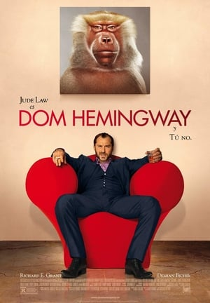 Dom Hemingway poszter