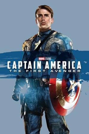Amerika Kapitány: Az első bosszúálló poszter