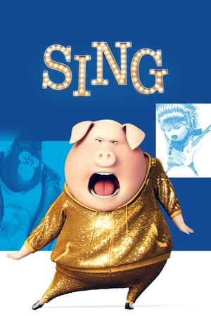 Énekelj! poszter