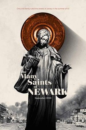 The Many Saints of Newark poszter