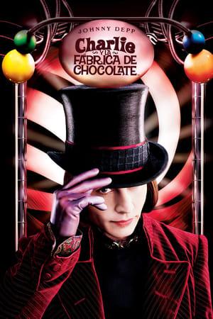 Charlie és a csokigyár poszter