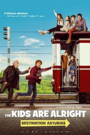 A todo tren: destino Asturias poszter