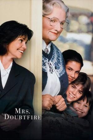 Mrs. Doubtfire - Apa csak egy van