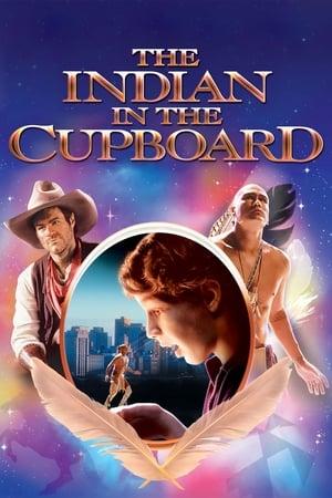 Indián a szekrényben poszter