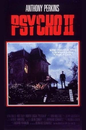 Psycho 2 poszter