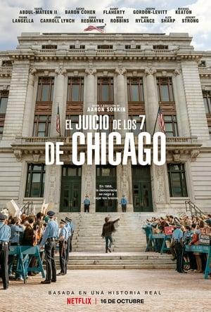 A chicagoi 7-ek tárgyalása poszter