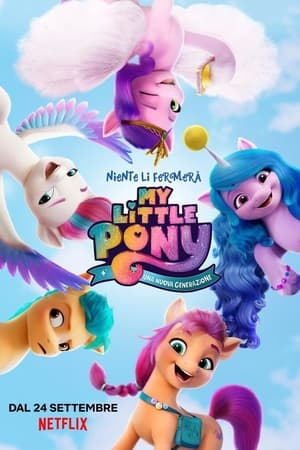 My Little Pony: Az új nemzedék poszter