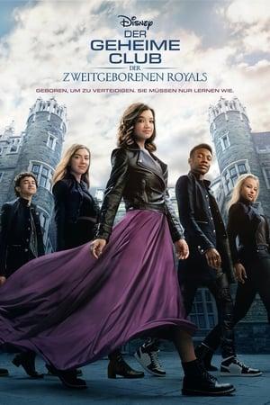 Secret Society of Second Born Royals poszter