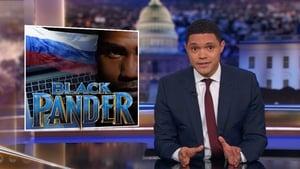 The Daily Show with Trevor Noah 24. évad Ep.37 37. rész