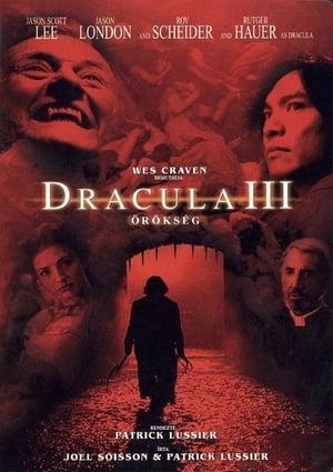 Drakula 3 - Az örökség