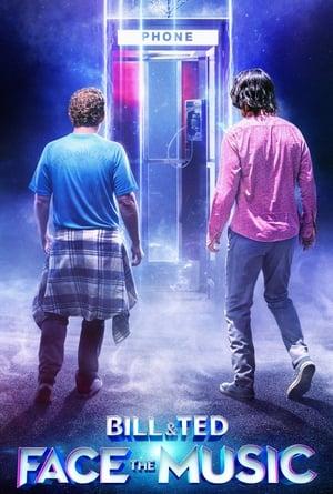 Bill és Ted - Arccal a zenébe poszter