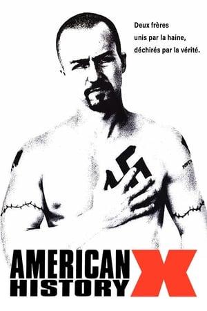 Amerikai história X poszter